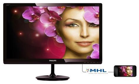 Philips 237E4QHAD - nowy monitor o szerokich możliwościach