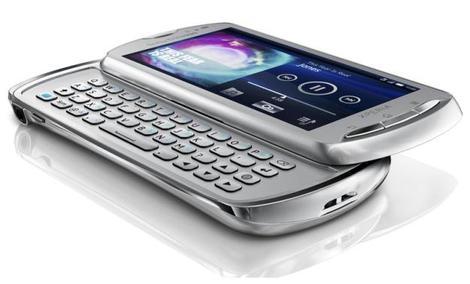 Sony Ericsson Xperia Pro - prezentacja