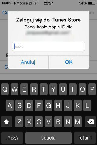 Realizacja Kodu AppStore 2
