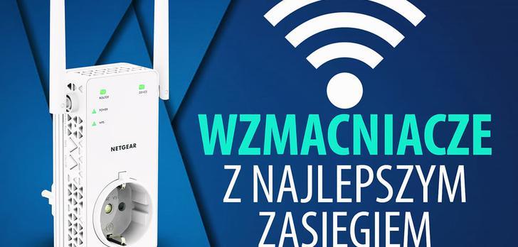Najwydajniejsze wzmacniacze Wi-Fi |TOP 4|