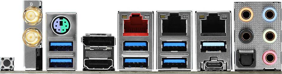 ASRock Z390 PHANTOM GAMING 9 (90-MXB8Z0-A0UAYZ)