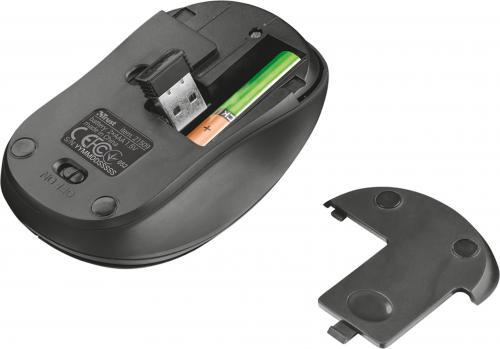 Trust Ziva Wireless Compact Mouse