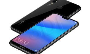 """Huawei P20 Lite ( 5,84"""" ; 2280x1080 ; 64GB ; 4GB ; DualSIM ; czarny )"""