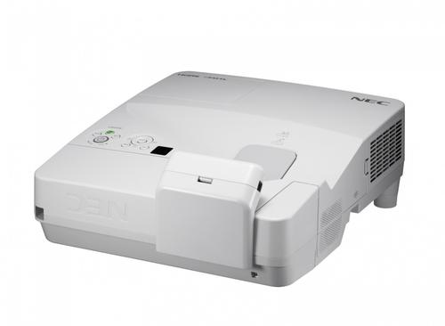 NEC LCD UM301Wi ultrshort WXGA 3000AL, multipen