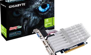 Gigabyte GeForce GT 730 2GB DDR3 (64 bit) HDMI, DVI, D-Sub (GV-N730SL-2GL)