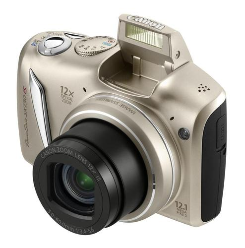 CANON PowerShot SX130 IS (SREBRNY)