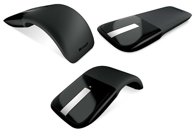 Microsoft Arc Touch Mouse - innowacyjna myszka komputerowa