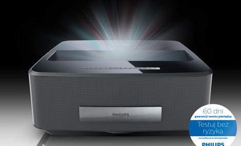 Przetestuj Projektor Philips Screeneo!