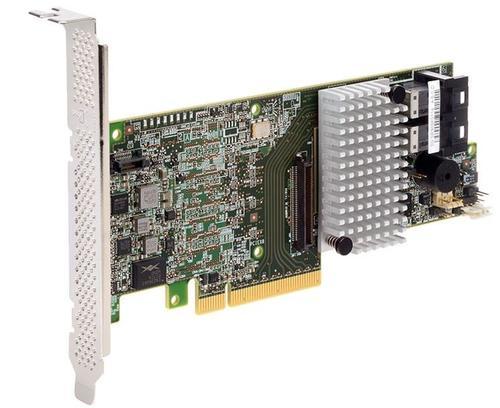 Intel Kontr. RS3WC080 SAS 12G 8int,PCIex8 Gen3