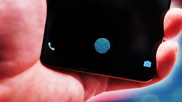 Pierwszy Smartfon z Czytnikiem Linii Papilarnych Pod Ekranem!