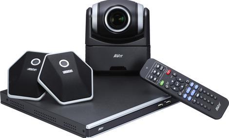 Wideokonferencje AVer HVC130/HVC330 w jakości HD i atrakcyjnej cenie