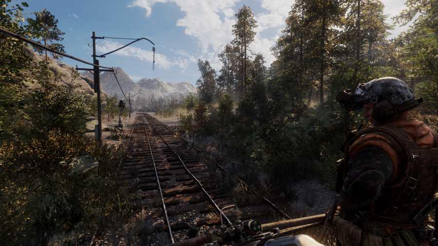 Metro Exodus - Oprawa graficzna