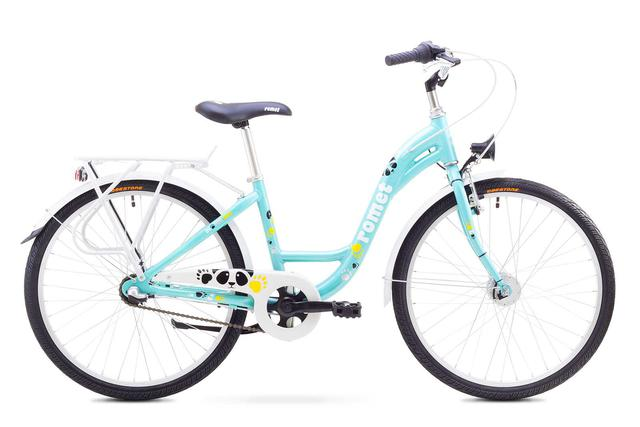rower młodzieżowy Romet Panda 24 lux