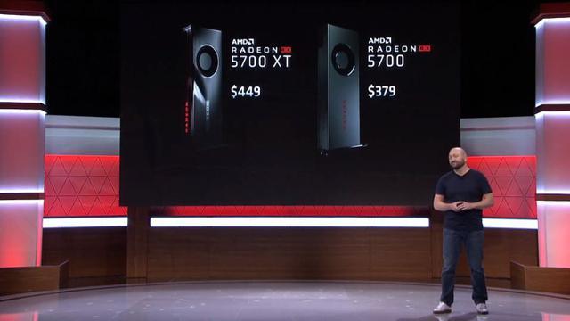 RX 5700 XT i RX 5700 - cena