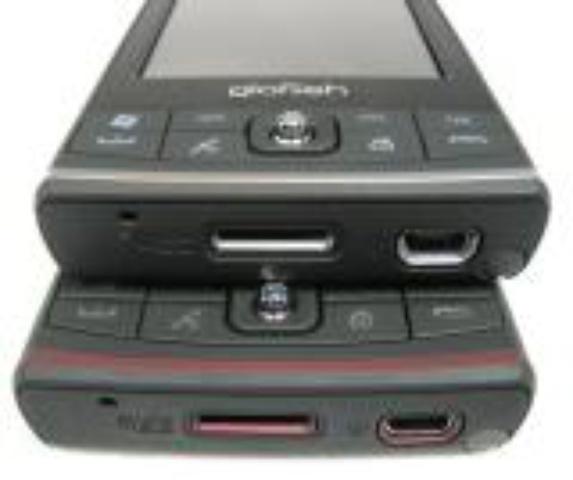 Glofish X600 z X650