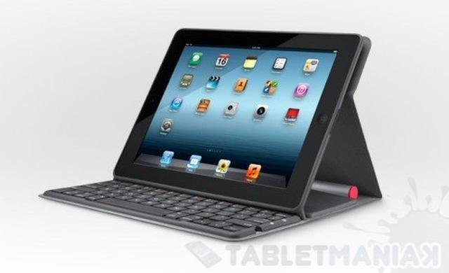 Logitech przedstawia - Zasilana światłem ochrona dla iPada