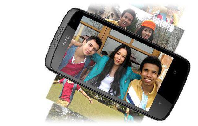 HTC Desire 500 fot2