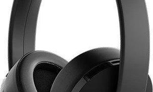 Sony Gold PS4 Wireless headset
