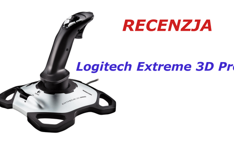 Recenzja Logitech Extreme 3D Pro