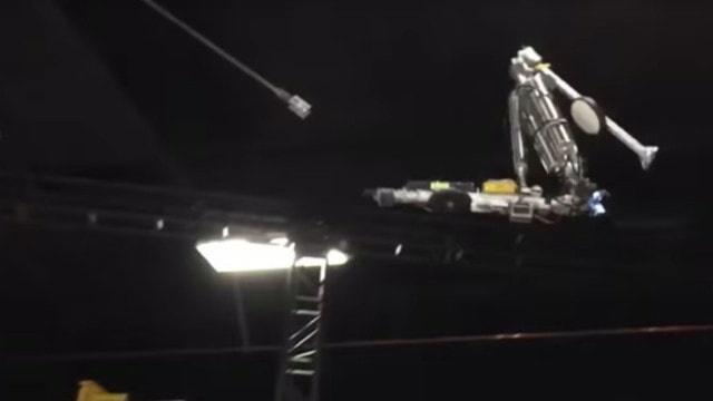 Oto Stickman, czyli robot-akrobata spod znaku Disneya