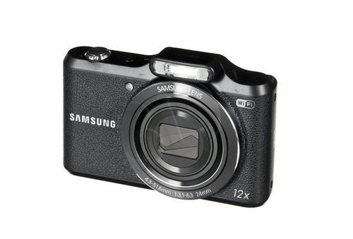 cyfrowy Samsung EC-WB50FZB B