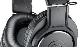 Audio-Technica Audio-Technica ATH-M20X black