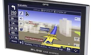 BLOW GPS60RBT AutoMapa EUROPE