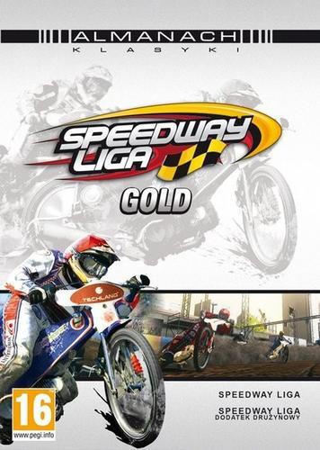 Techland Almanach Klasyki: Speedway Liga + Speedway Dodatek Druzynowy PC PL
