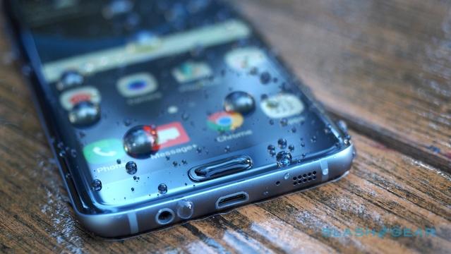 Galaxy S7 Edge funkcje