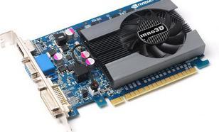 Inno3D GT730 4GB DDR3 (128 bit) D-Sub, DVI, HDMI (N730-6SDV-M3CX)