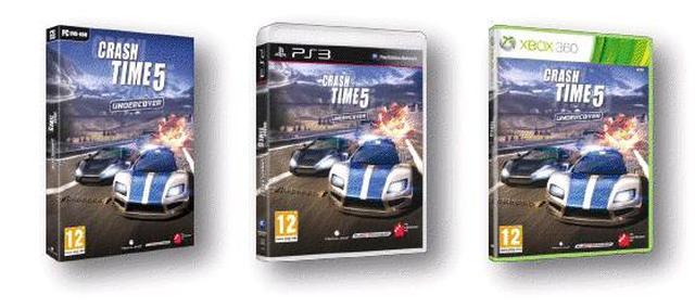 Crash Time 5: Undercover - udany powrót serii - premiera na PC!