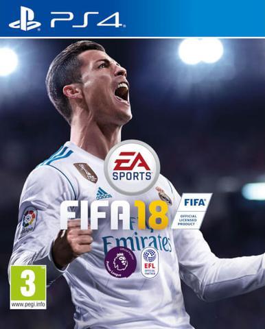 gra FIFA 18