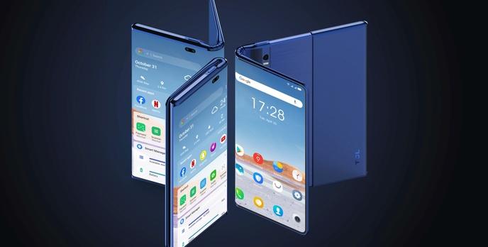 TCL pokazuje nowy smartfon z 5G i obiecuje elastyczną konstrukcję!
