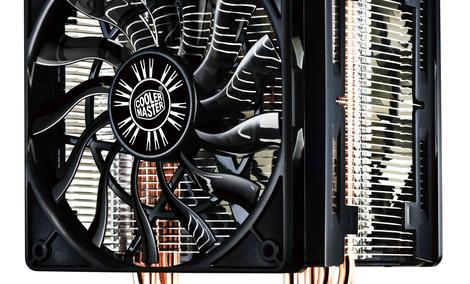 Cooler Master Hyper 412 Slim - System chłodzenia CPU LGA 2011 z dwoma wentylatorami