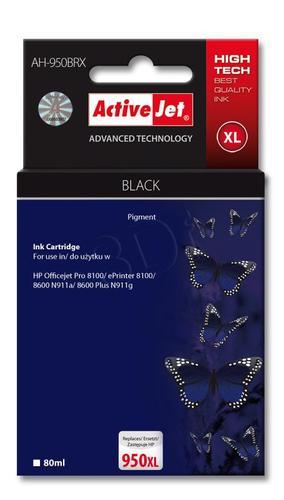 ActiveJet AH-950BRX tusz czarny do drukarki HP (zamiennik HP 950XL CN045AE) Premium