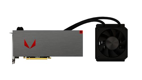 AMD Radeon RX Vega 64 Liquid Cooled Edition