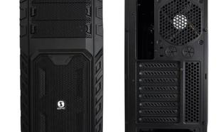 SilentiumPC Gladius X60 Pure Black USB3.0 ATX/SSD ready/3x120mm