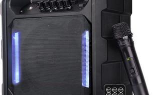 Tracer Boombox Karaoke Poweraudio Boogie (TRAGLO46099)