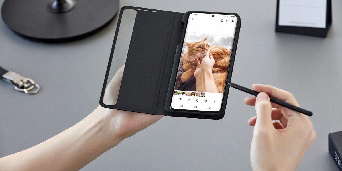 Rysik S Pen pojawił się w Samsungu Galaxy S21 Ultra