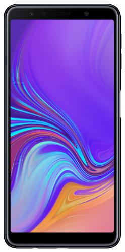 Samsung Galaxy A7 (2018) Black (SM-A750FZKUXEO)
