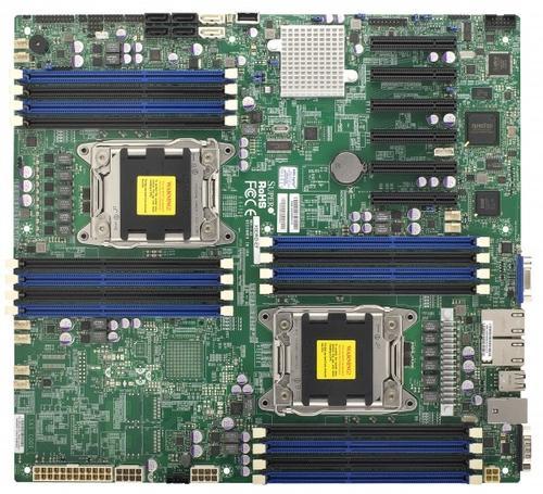 Supermicro Płyta serwerowa X9DRD-EF MBD-X9DRD-EF-O