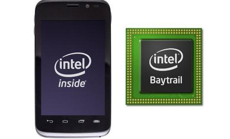 """Intel prezentuje platformę """"Bay Trail"""" dla tabletów i urządzeń 2 w 1"""