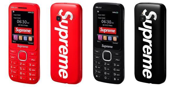 Telefon od Supreme z pewnością nie będzie konkurencją dla iPhone'a