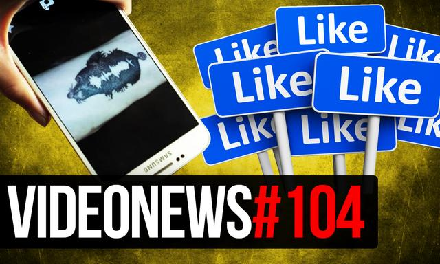 Fabryka Łapek, Pizza od Apple, Śmierć MP3 - VideoNews #104