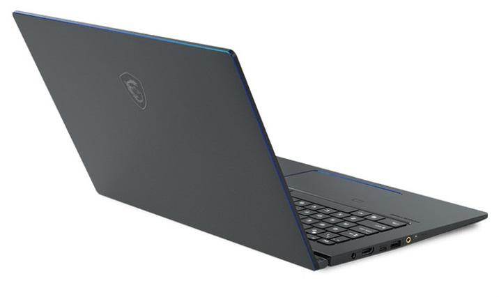MSI PS63 Modern - klapa matrycy