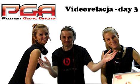 Poznań Game Arena 2013 - Dzień 3 (20.10) [VIDEORELACJA CZĘŚĆ 3]
