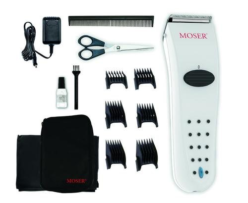 Moser Maszynka do włosów Moser Pro Cut - Biała
