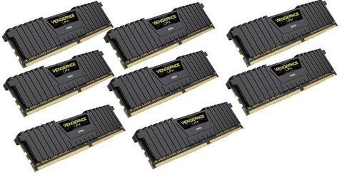 Corsair DDR4 Vengeance LPX 64GB /2133 (8*8GB) CL13-15-15-28