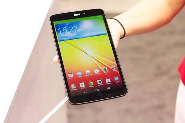 LG G Pad 8.3 fot6