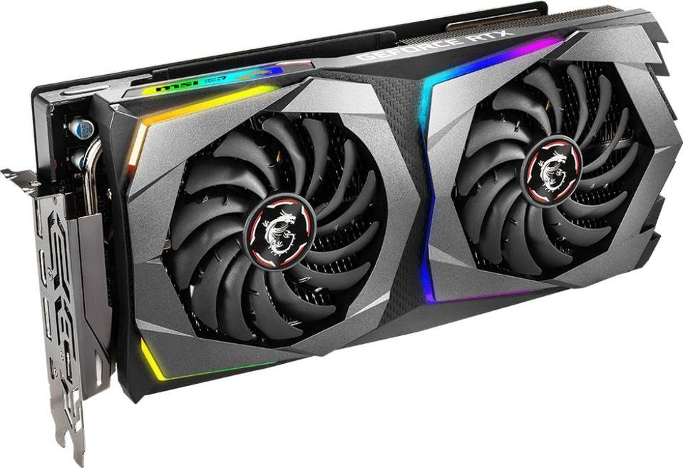 MSI GeForce RTX 2070 GAMING X 8G 8GB GDDR6 (256 Bit), HDMI, 3xDP,